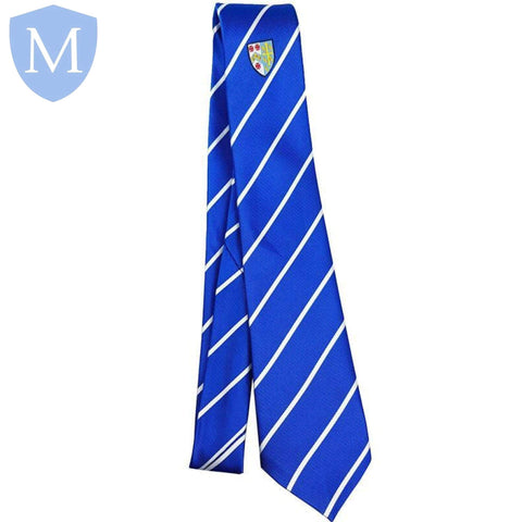 Archbishop Tie Royal - White Stripe Default Title