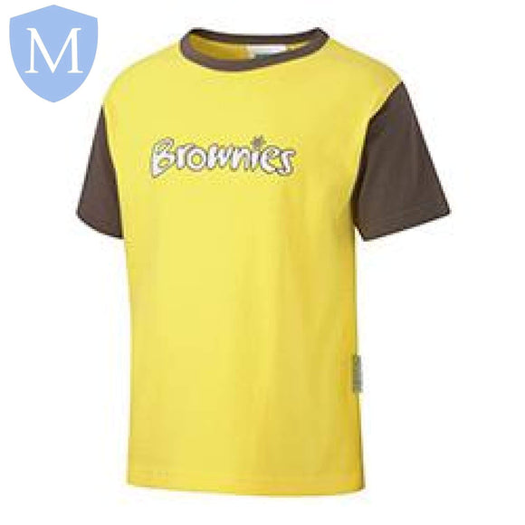 Brownie Short Sleeved T-Shirt 24,26,28,30,32,34,36