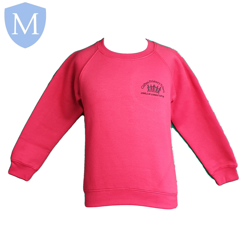 Clifton Jumper (Red) 2-3 Years,11-12 Years,13-14 Years,3-4 Years,5-6 Years,7-8 Years,9-10 Years,Small