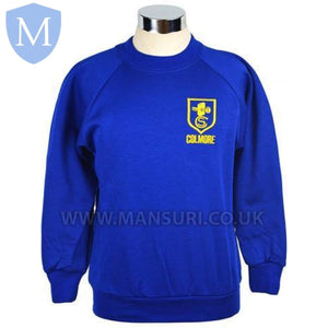 Colmore Sweatshirts 2-3 Years,11-12 Years,13 Years,3-4 Years,5-6 Years,7-8 Years,9-10 Years,Large,Medium,Small,X-Large
