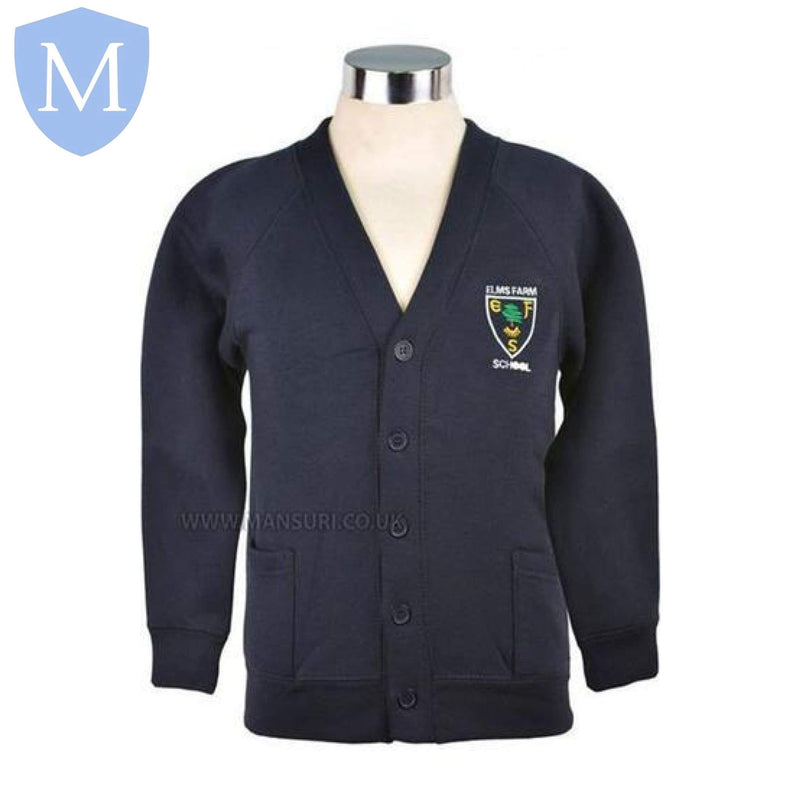 Elms Farm Cardigans 2-3 Years,11-12 Years,13 Years,3-4 Years,5-6 Years,7-8 Years,9-10 Years,Large,Medium,Small,X-L
