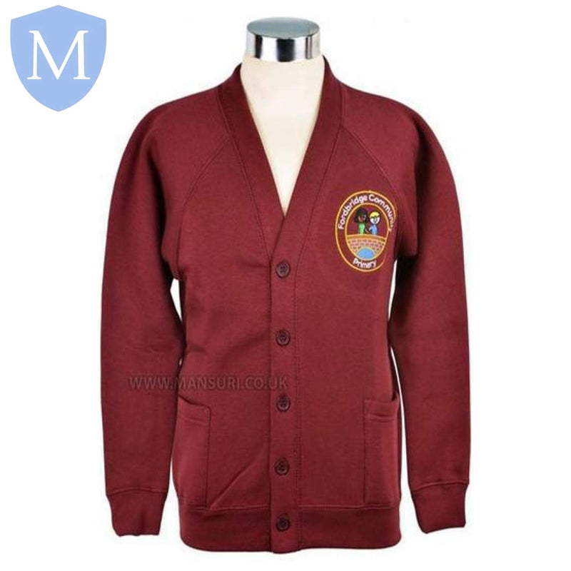 Fordbridge Cardigans 3-4 Years,11-12 Years,13 Years,2-3 Years,5-6 Years,7-8 Years,9-10 Years,Large,Medium,Small,X-L