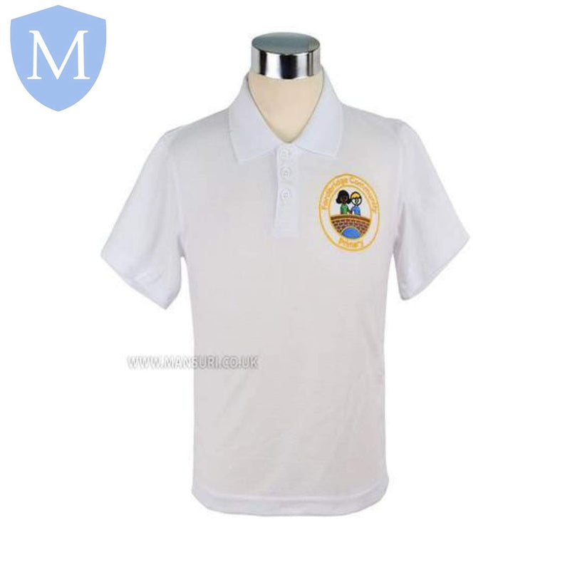 Fordbridge Polo Shirt Small,11-12 Years,13 (34) Years,2 Years,3-4 Years,5-6 Years,7-8 Years,9-10 Years,Large,Medium,Size 18,Size 20,X-L