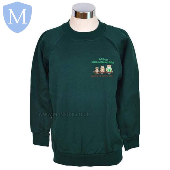 Hall Green Infant Sweatshirts 2-3 Years,11-12 Years,13 Years,3-4 Years,5-6 Years,7-8 Years,9-10 Years,Large,Medium,Small,X-Large