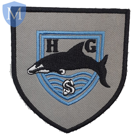 Hall Green Secondary Blazer Badge Default Title