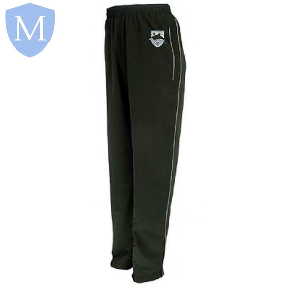 Hall Green Secondary Reflective Tracksuit Bottoms 24-26 Waist,26-28 Waist,28-30 Waist,30-32 Waist,32-34 Waist,34-36 Waist,38-40 Waist,42-44 Waist,46-48 Waist