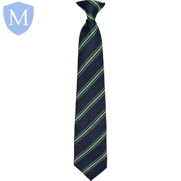 Hall Green Secondary School Tie - Green Default Title