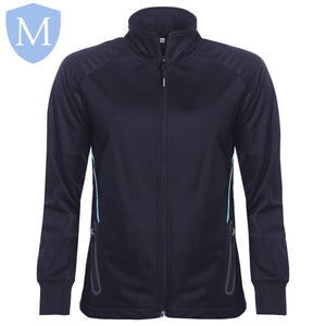 Heritage Academy Pe Full Zip Top