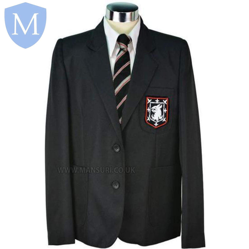 Hodge Hill Sports & Enterprise College Girls Blazer Chest 27 (7/8 Years),Chest 28 (9/10 Years),Chest 29 (9/10 Years),Chest 30 (9/10 Years),Chest 31 (11/12 Years),Chest 32 (11/12 Years),Chest 33 (11/12 Years),Chest 34 (13 Years),Chest 35 (13 Years),Chest 36 (13 Years),Chest 37 (14 Years),Chest 38 (14/16 Years),Chest 39 (14/16 Years),Chest 40,Chest 41,Chest 42,Chest 44,Chest 46,Chest 48,Chest 50,Chest 52