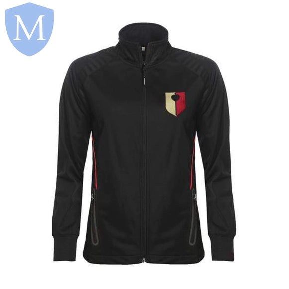 John Henry Newman Girls Full Zip Top 22-24 (5/6 Years),26-28 (9-10 Years),30-32 (XS - 12 Years),32-34 (Small - 13 Years),34-36 (Medium - 14 Years),38-40 (large 15-16 Years),42-44 (X-Large),46-48 (XXL),50-52 (XXXL)