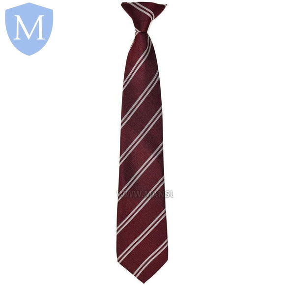 Kings Heath Boys Tie Clip on Tie Default Title