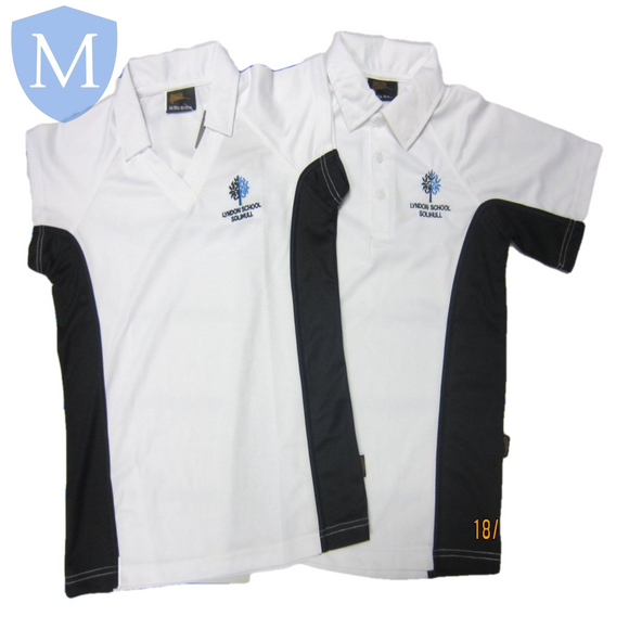 Lyndon School (Solihull) P.E Polo (Boys) 32-34 (Small - 13 Years),30-32 (XS - 12 Years),34-36 (Medium - 14 Years),38-40 (large 15-16 Years),42-44 (X-Large),46-48 (XXL)