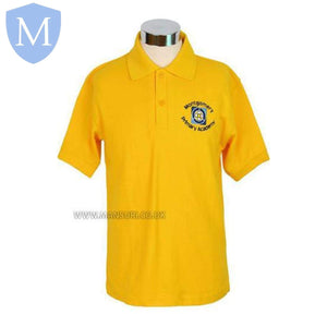 Montgomery Primary Academy Polo Shirt Size - 22 2Years,Size - 24 3-4Years,Size - 26 5-6Years,Size - 28 7-8Years,Size - 30 9-10Years,Size - 32 11-12Years,Size - 34 12-13Years,Size - Large,Size - Medium,Size - Small,Size - X-Large
