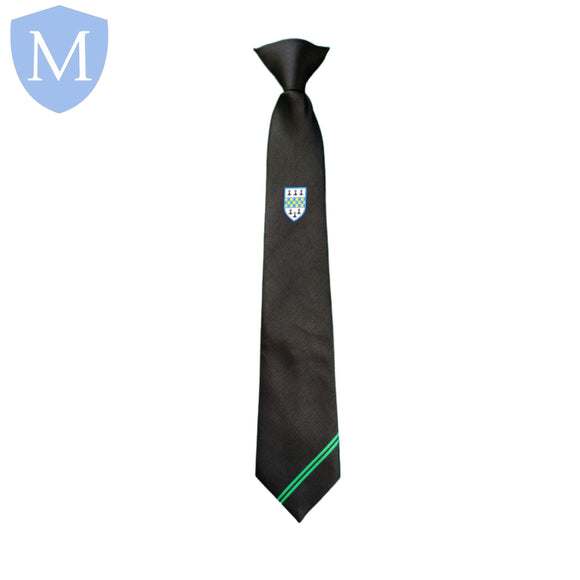 Park Hall Academy Lower Tie - Green