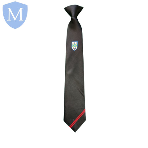 Park Hall Academy Lower Tie - Red