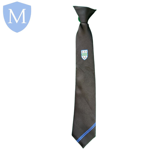 Park Hall Academy Lower Tie - Royal Blue
