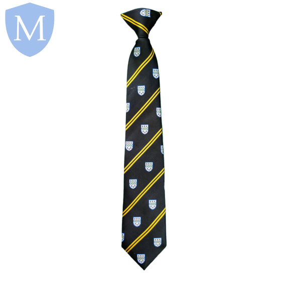 Park Hall Academy Upper Tie - Gold