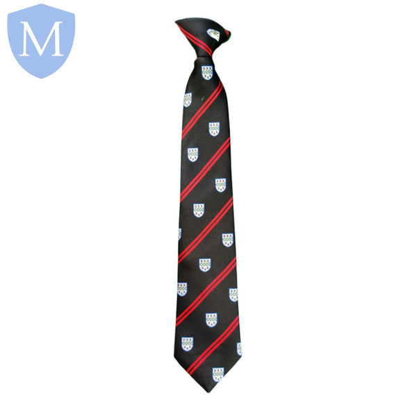 Park Hall Academy Upper Tie - Red