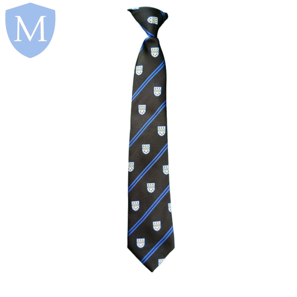 Park Hall Academy Upper Tie - Royal Blue