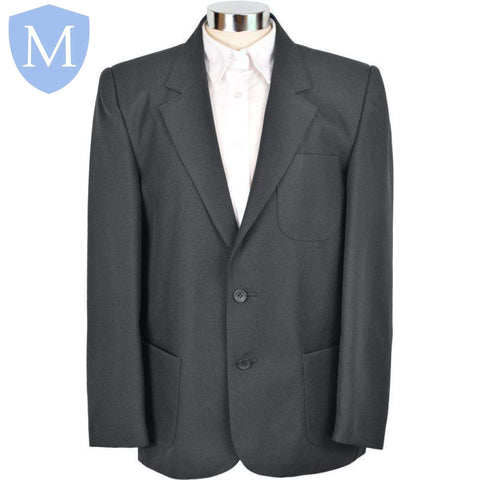Plain Boys Plain Blazer - Black