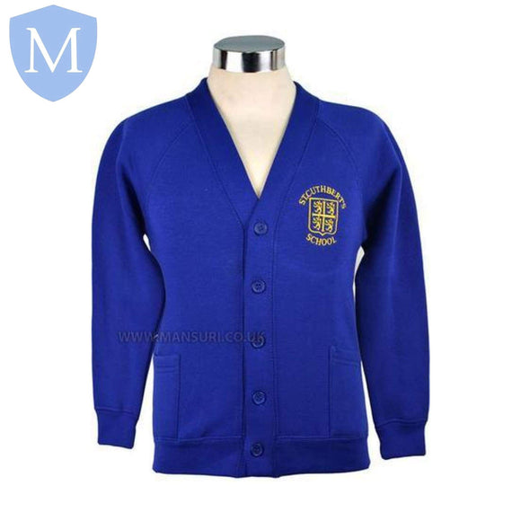St Cuthberts Cardigan 2-3 Years,11-12 Years,13 Years,3-4 Years,5-6 Years,7-8 Years,9-10 Years,Large,Medium,Small,X-Large