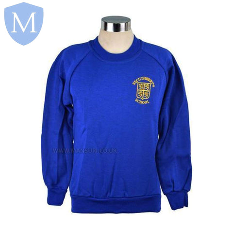 St Cuthberts Sweatshirts 2-3 Years,11-12 Years,13 Years,3-4 Years,5-6 Years,7-8 Years,9-10 Years,Large,Medium,Small,X-Large