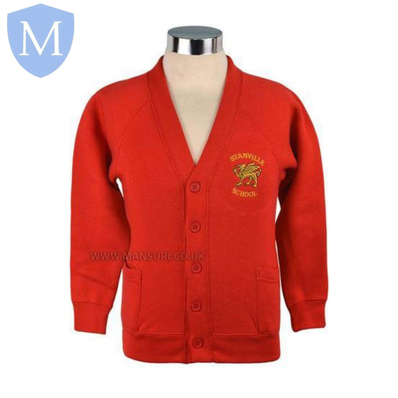 Stanville Primary Cardigan Large,11-12 Years,13 Years,2-3 Years,3-4 Years,5-6 Years,7-8 Years,9-10 Years,Medium,Small,X-Large