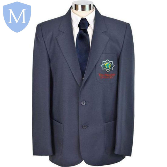 The Pioneers Academy Boys Blazers Chest 26 (7/8 Years),Chest 27 (7/8 Years),Chest 28 (9/10 Years),Chest 29 (9/10 Years),Chest 30 (9/10 Years),Chest 31 (11/12 Years),Chest 32 (11/12 Years),Chest 33 (11/12 Years),Chest 34 (13 Years),Chest 35 (13 Years),Chest 36 (13 Years),Chest 37 (14 Years),Chest 38 (14/16 Years),Chest 39 (14/16 Years),Chest 40,Chest 41,Chest 42,Chest 44,Chest 46,Chest 48,Chest 50,Chest 52