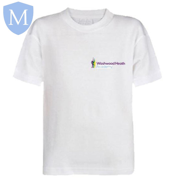 Washwood Heath Primary Academy P.E Round Neck T Shirt