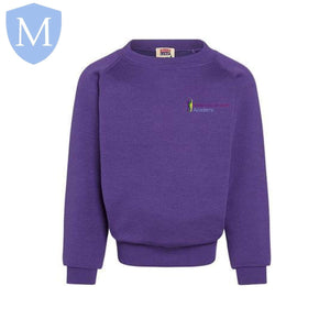 Washwood Heath Primary Academy Sweatshirts Small,11-12 Years,13 Years,2-3 Years,3-4 Years,4-5 Years,5-6 Years,7-8 Years,9-10 Years,Large,Medium,X-Large