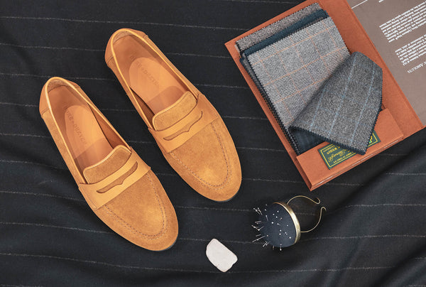 Wilde Penny Loafers - Precision, dedication & creativity
