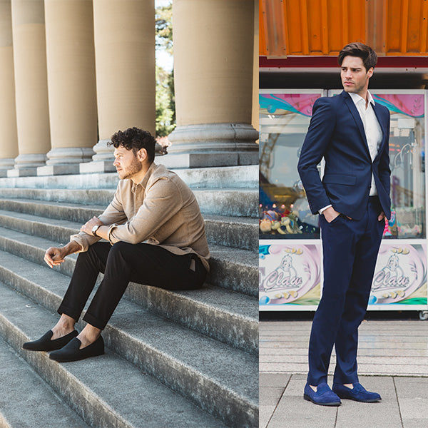 How to wear loafers – casual/formal