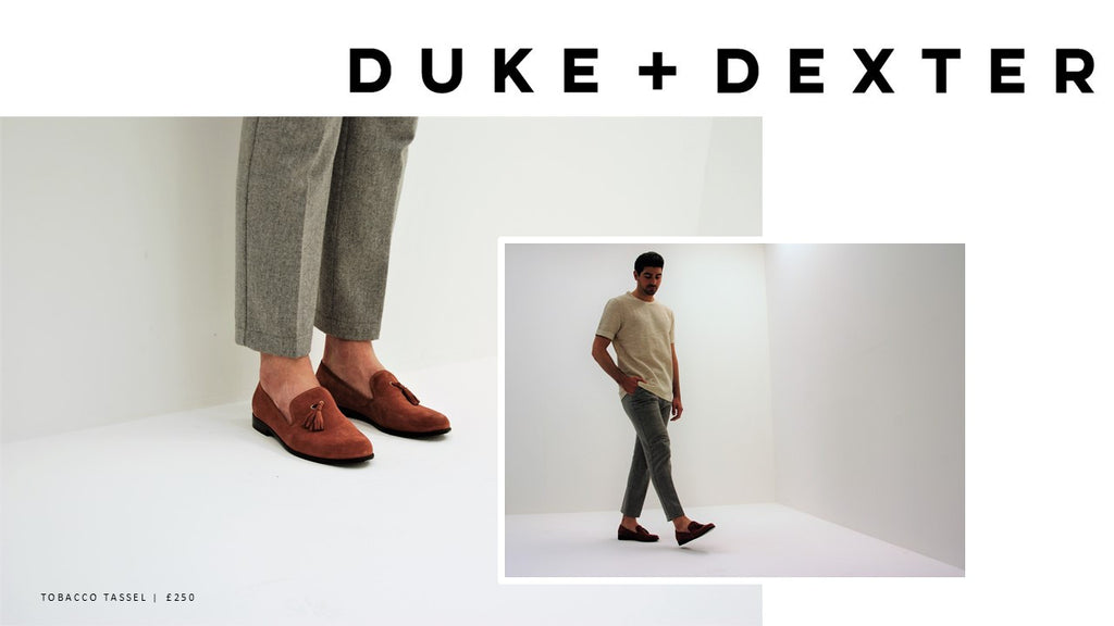 duke dexter mens loafers mens slippers handmade loafers shoes