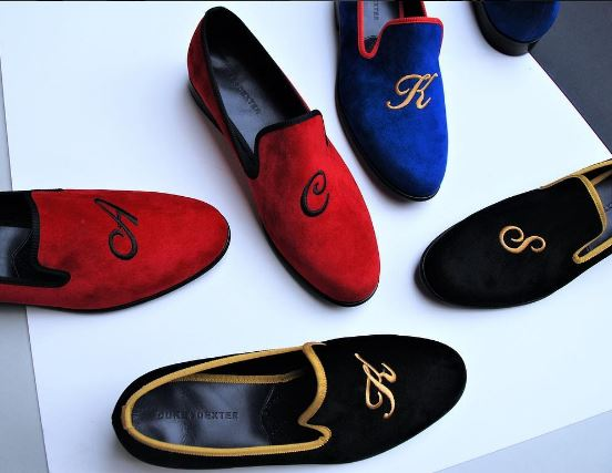 Duke & Dexter Mens Premium Loafers Bespoke Loafers Custom Made