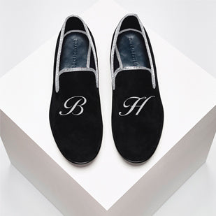 Bespoke premium loafer service handcrafted by Duke + Dexter