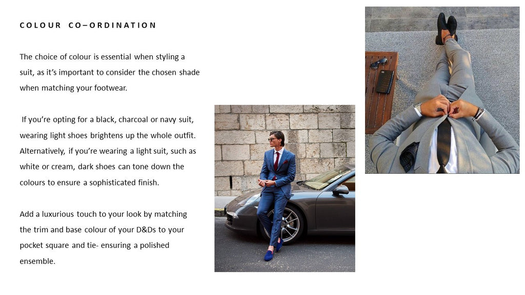 How to wear loafers with suit duke dexter premium loafers style guide