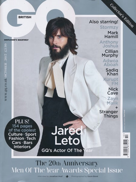 Picture of GQ magazine