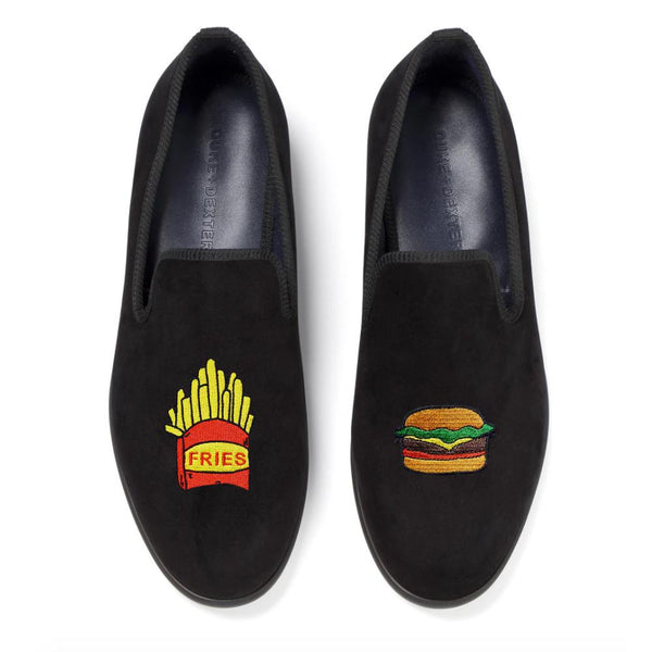 DUKE Burger And Fries Loafer