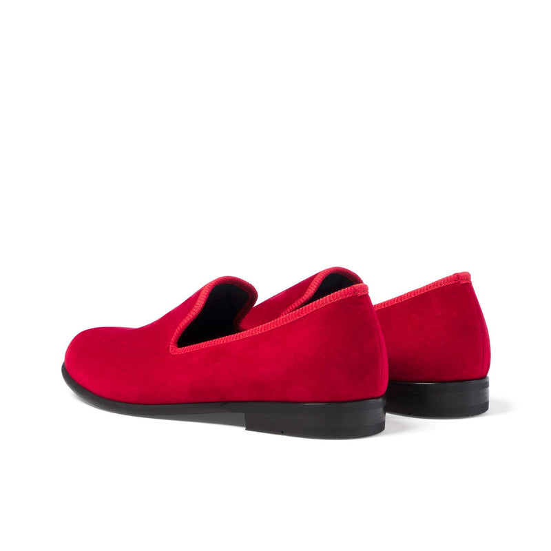 DUKE Rolling Red Loafer