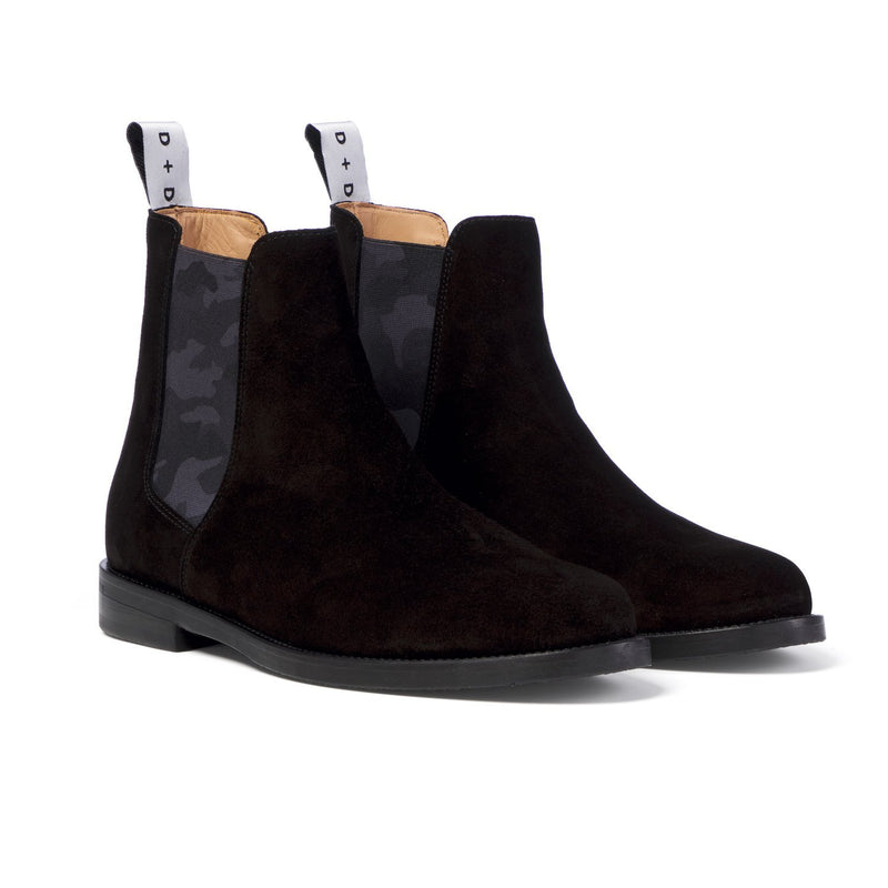 WOOLF Camo Stealth Chelsea Boot