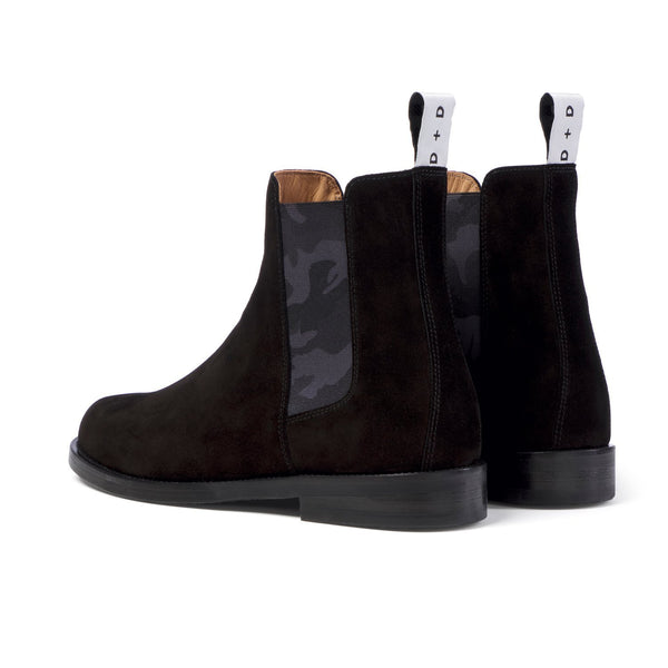 WOOLF Stealth Camo Chelsea Boot