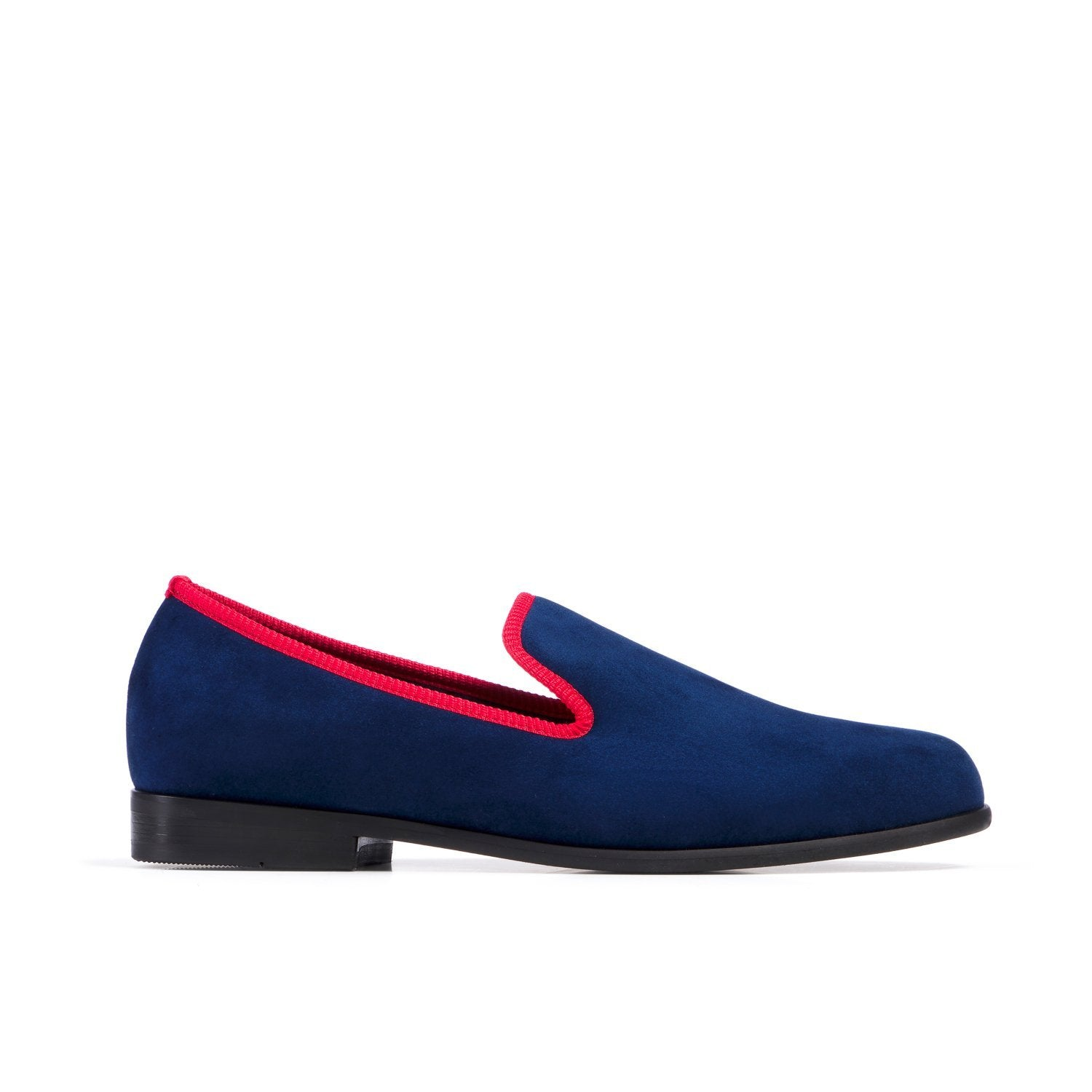 DUKE Bullish Blue Loafer Mens Loafers by Duke & Dexter, Size UK 12 / US 12-12.5 / EU 46