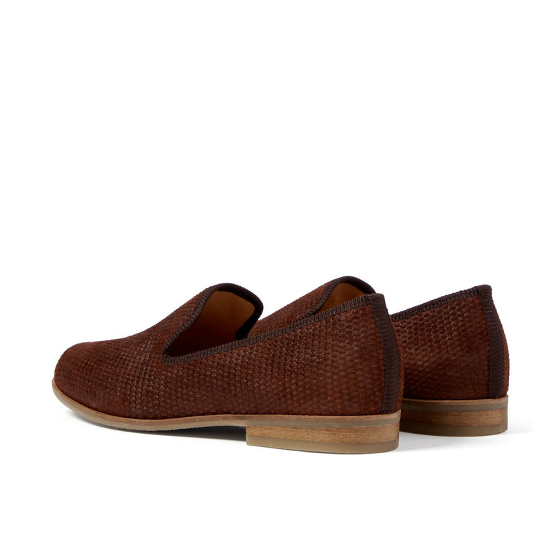 MOORE Hive Brown Loafer