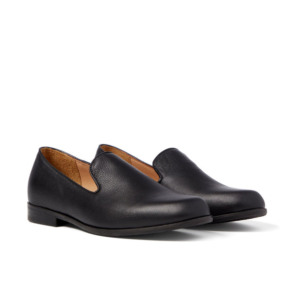 MOORE Pebble Black Loafer