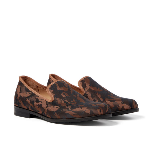 DUKE Quartz Camo Loafer