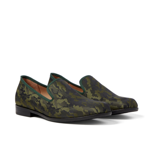 DUKE Jade Camo Loafer