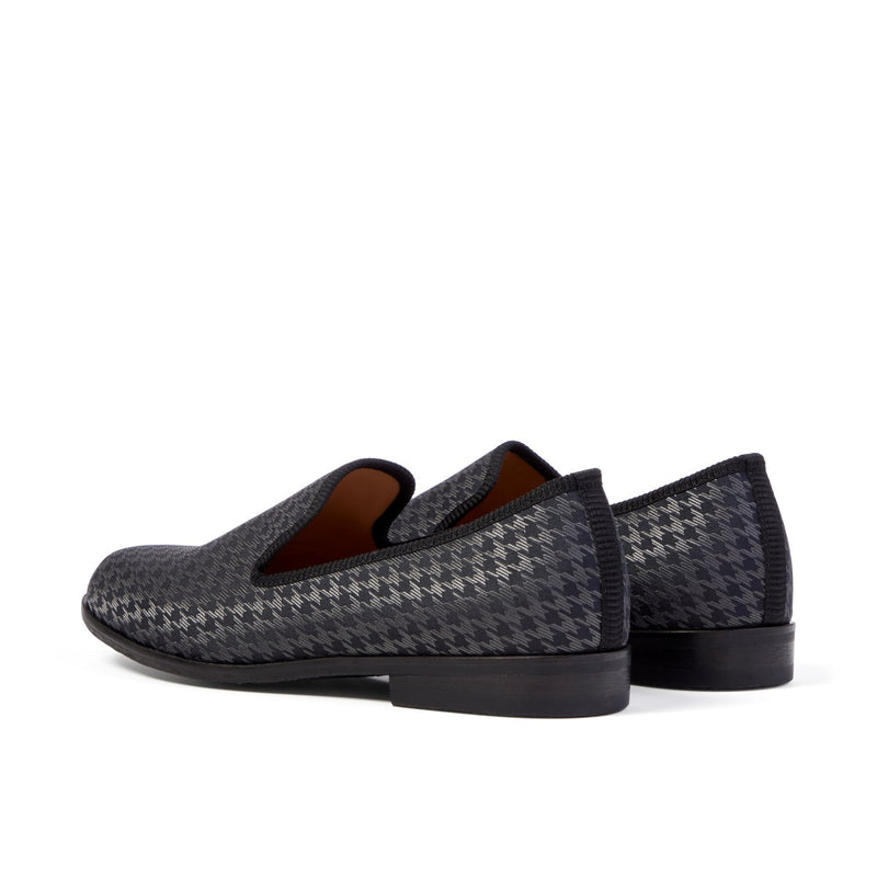 DUKE Stealth Houndstooth Loafer