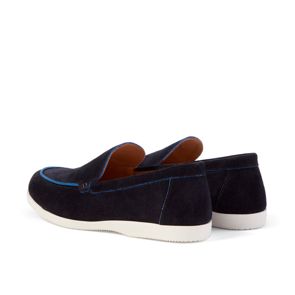 SCOTT Duotone Cobalt Loafer