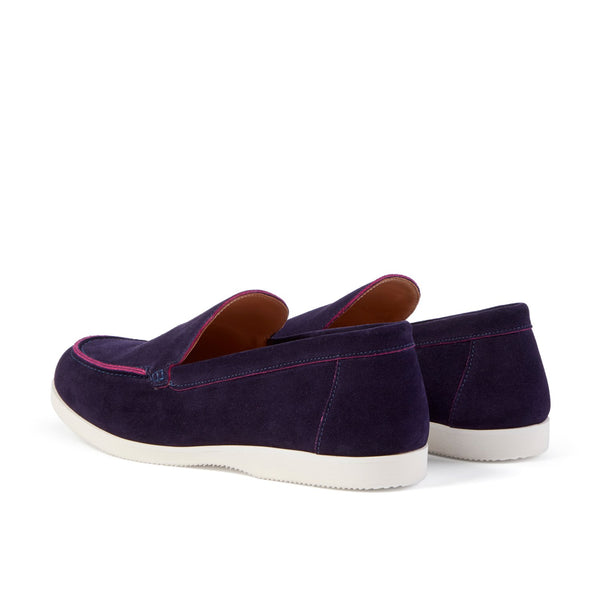 SCOTT Duotone Indigo Loafer