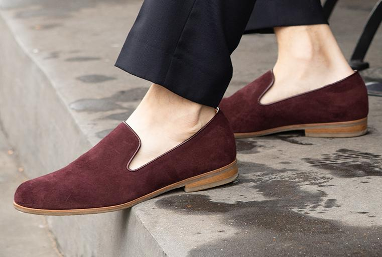 DUKE Soho Amarone Loafer